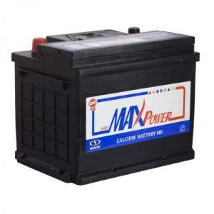 باتری 55 آمپر مکس پاور